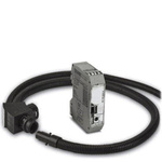 Phoenix Contact PACT RCP, DIN Rail Mounted Current Transformer, , 4000A Input, 1 A Output, 4000:1