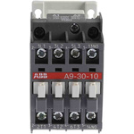 ABB A Line A9 3 Pole Contactor - 26 A, 230 V ac Coil, 3NO, 4 kW