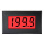 Lascar DPM Series Digital Ammeter DC, LCD Display 3.5-Digits ±0.1 %