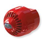 Klaxon Sonos Pulse Sounder Beacon 97dB, Red LED, 17 → 60 V dc