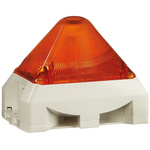 Pfannenberg PY X-MA-10 Sounder Beacon 100dB, Amber Xenon, 230 V ac