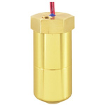 Gems Sensors Vertical Float Switch, Aluminium, SPST NC, Float, 24in
