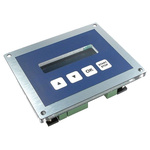 BARTH lococube mini-PLC with display Logic Module, 24 V dc Analogue, 8 x Input, 9 x Output With Display