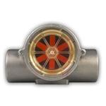 Gems Sensors RFI Series RotorFlow Flow Indicator, 0.1 gal/min → 5 gal/min