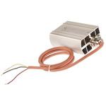 Enclosure Heater, 50W, 230V ac, 110mm x 48mm x 80mm