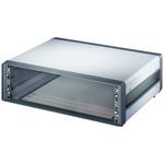nVent-SCHROFF, 3U Rack Mount Case Comptec Ventilated, 166 x 520 x 500mm