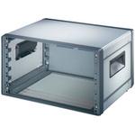 nVent-SCHROFF, 9U Rack Mount Case Comptec Ventilated, 433 x 520 x 400mm