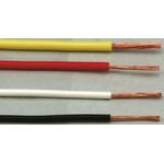 Yellow, 1 mm² Equipment Wire, 200m