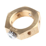 WISKA Enclosure Accessory for use with Enclosure, Metal Cable Gland