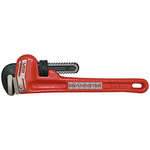 Ega-Master Pipe Wrench, 914.4 mm Overall Length, 127mm Max Jaw Capacity