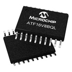 Microchip ATF16V8B-15SU, SPLD Simple Programmable Logic Device ATF16V8B 150 Gates, 8 Macro Cells, 8 I/O, 62MHz 15ns