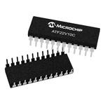 Microchip ATF22V10C-15PU, SPLD Simple Programmable Logic Device ATF22V10C 350 Gates, 10 Macro Cells, 10 I/O, Minimum of