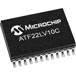 Microchip ATF22LV10C-10XU, SPLD Simple Programmable Logic Device ATF22LV10C 10 Macro Cells, 22 I/O, ISP, 10ns CMOS