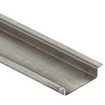Legrand, Unslotted Din Rail, 2000mm x 35mm x 7.5mm