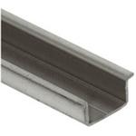 Legrand, Unslotted Din Rail, 2000mm x 35mm x 15mm