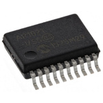 AR1021-I/SS, Resistive Touch Screen Controller, 10 bit 140sps SPI 4-Wire, 5-Wire, 8-Wire, 20-Pin SSOP