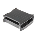 Italtronic Railbox Series , 101 x 35 x 120mm, ABS, Polycarbonate DIN Rail Enclosure
