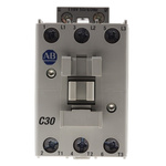 Allen Bradley 100 Series 100C 3 Pole Contactor - 30 A, 110 V ac Coil, 3NO, 15 kW