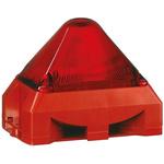 Pfannenberg PY X-MA-10 Sounder Beacon 100dB, Red Xenon, 24 V ac/dc