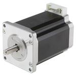 Sanyo Denki Single Shaft Stepper Stepper Motor, 24 V, 8mm Shaft Diameter