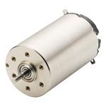 Portescap Brushed DC Motor, 24 W, 24 V, 30 mNm, 10320 rpm, 3mm Shaft Diameter