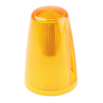Moflash Amber Lens for use with 125 Series