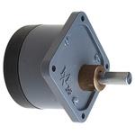 McLennan Servo Supplies Spur Gearbox, 100:1 Gear Ratio, 0.5 Nm Maximum Torque