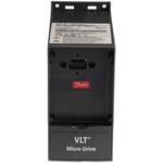Danfoss VLT FC51 Inverter Drive, 1-Phase In, 0 → 200 (VVC+ Mode) Hz, 0 → 400 (U/f Mode) Hz Out, 0.37 kW,