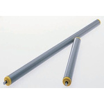 Interroll PVC Round Spring Loaded Conveyor Roller 20mm x 350mm