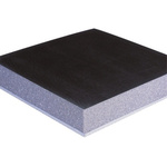 Paulstra Hutchinson PUR Foam Acoustic Insulation, 700mm x 500mm x 25mm
