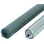 Bosch Rexroth Galvanized Steel Round Conveyor Roller 40mm x 225mm