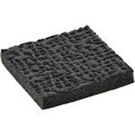 Richco Square Adhesive Non Slip Pad 25.4 x 25.4mm PE