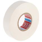 Tesa Tesaflex 53948 White PVC Electrical Tape, 19mm x 25m