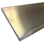 RS PRO 100mm x 50mm x 10mm Aluminium Angle