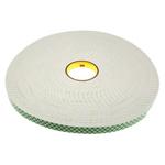 3M SCOTCH 4008 White Foam Tape, 19mm x 33m, 3.2mm Thick