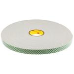 3M SCOTCH 4008 White Foam Tape, 25mm x 33m, 3.2mm Thick