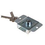 Euro-Locks a Lowe & Fletcher group Company Steel Padlockable Door Bolt