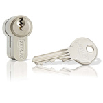 Dom Metalux Steel Euro Cylinder Lock, 30/30 (60)