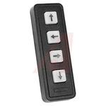 Storm Polymer Keypad Lock With LED Indicator