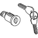 Lock & Key for IP65 Mini Pragma