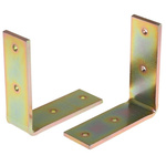 Savigny 80 x 30mm 4 Hole Steel Angle Bracket