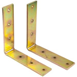 Savigny 115 x 30mm 6 Hole Steel Angle Bracket