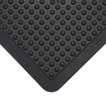 COBA Bubblemat Interlocking Rubber Anti-Fatigue Mat x 500mm, 500mm x 14mm