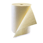 Ecospill Ltd Chemical Spill Absorbent Roll 80 L Capacity, 1 Per Package