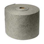 3M Maintenance Spill Absorbent Roll 117 L Capacity, 1 Per Package