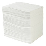Lubetech Oil Spill Absorbent Pad 110 L Capacity, 100 Per Package