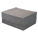 Lubetech Maintenance Spill Absorbent Pad 80 L Capacity, 100 Per Package