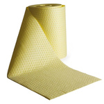 Lubetech Chemical Spill Absorbent Roll 100 L Capacity, 1 Per Package