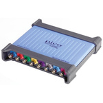 pico Technology 4824 PC Based Oscilloscope, 20MHz, 8 Channels With UKAS Calibration