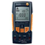 Testo 760-3 Handheld Digital Multimeter, With RS Calibration